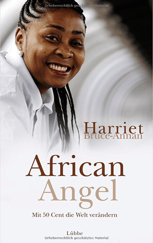 Beate Rygiert, African Angel